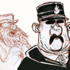 clochard-et-gendarme